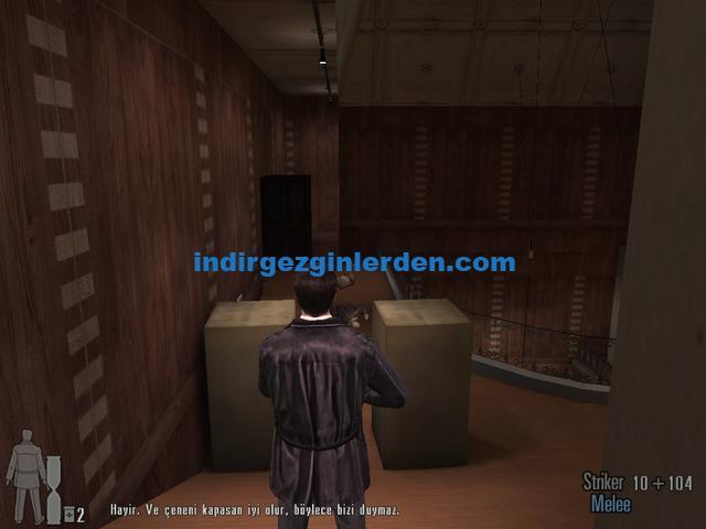 Max Payne 2 Türkçe Yama Çeneni Kapasan İyi Olur