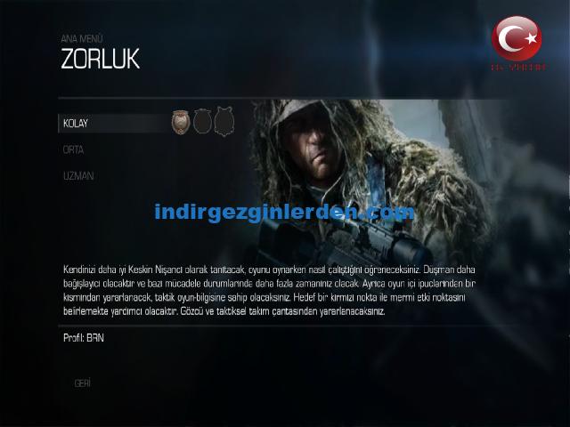 Sniper Ghost Warrior Türkçe Yama ile ilgili görsel sonucu