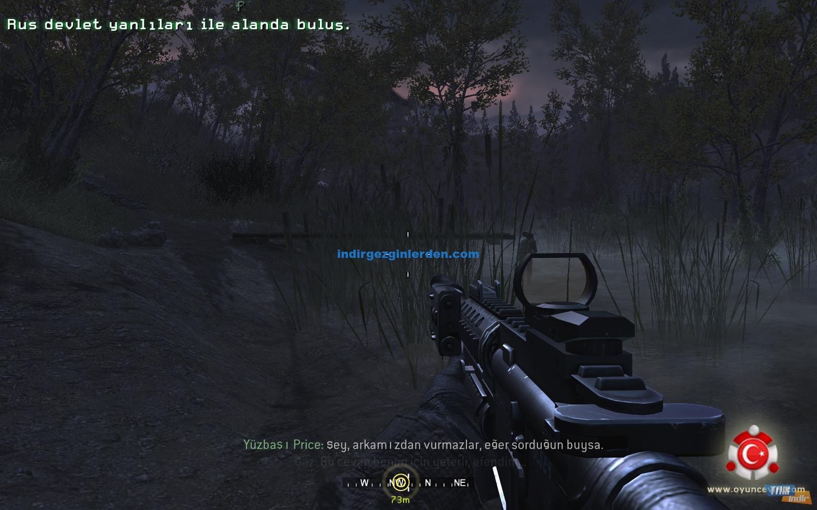 Call of Duty 4: Modern Warfare Türkçe Yama ile ilgili görsel sonucu