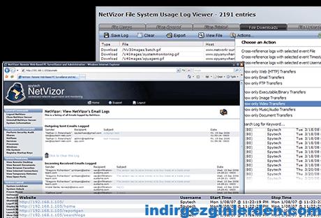ağdaki bilgisayarları izleme programı